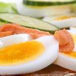 Яйца помогают сбросить лишний вес