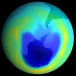 Впервые озоновая дыра появилась над Арктикой