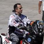 На первом этапе «Дакар-2012» разбился гонщик