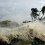 Глобальное потепление станет причиной массовых ураганов и наводнений