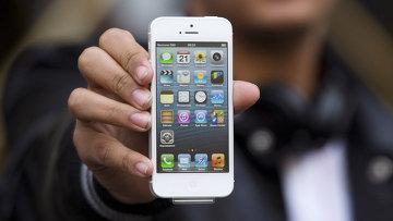 iPhone 5 назван самым быстрым среди смартфонов