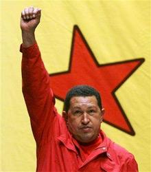 Уго Чавес снова президент