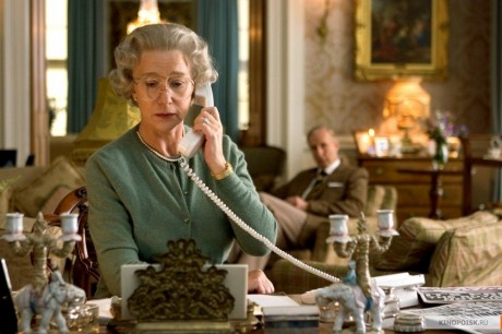 Хелену Миррен «преследует» роль королевы