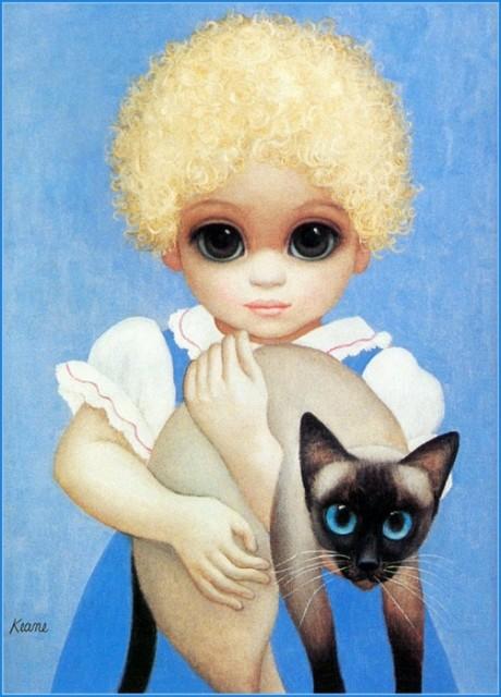 О Тиме Бертоне и его «Больших глазах»