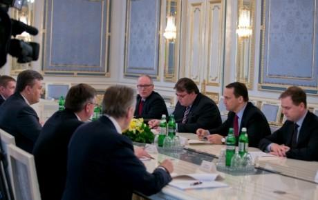 Украина близка к подписанию Соглашения об ассоциации