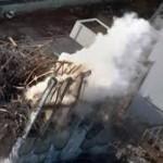 На Фукусиме-1 произошла утечка радиоактивной воды