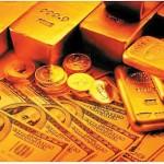 Рынок золота пережил наибольшее падение за последние 30 лет