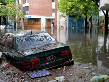 Аргентина в трауре по жертвам наводнений