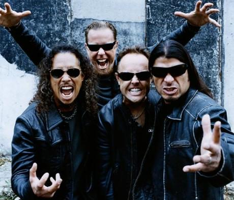 В августе увидим фильм «Metallica 3D»