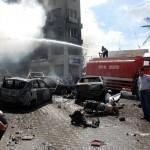 От взрывов в турецком городе Рейханлы погибло 40 человек