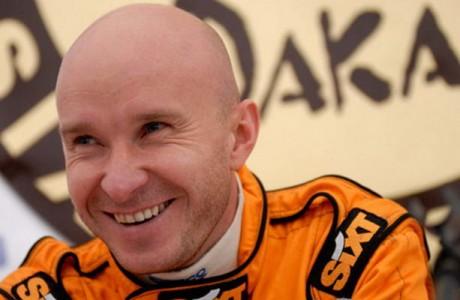 В пустыне погиб известный украинский гонщик Вадим Нестерчук