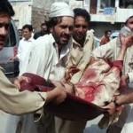 В Пакистане британского премьера встретили терактами