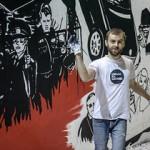 Директор «Мистецького арсенала» устроила «перформанс», уничтожив картину