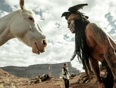 Джонни Деппу плевать, что думают критики об «Одиноком рейнджере»
