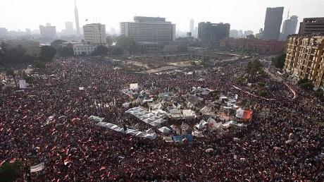 События в Египте назвали военным переворотом