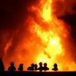 В Канаде взорвался поезд с нефтью: пожар едва не уничтожил целый город