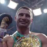 Виталий Кличко опять выйдет на ринг