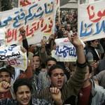 В Каире пошли штурмом на здание правительства