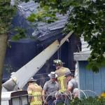 В США из-за аварии самолета пропали пилот и двое детишек