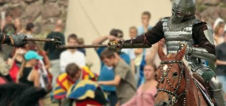 «Выборгский гром» объединил рыцарей со всей России