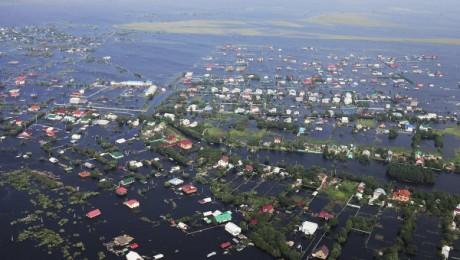 На Дальнем Востоке подтоплены саыше 120 населенных пунктов