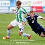 «Карпаты» победили «Говерлу» со счетом 1:0
