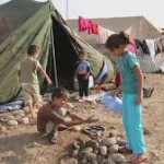 Сирийские беженцы поддерживают военную операцию Запада