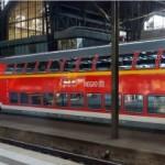 В России на дорогу вышли двухэтажные поезда