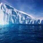 Огромный айсберг откололся от Антарктиды