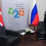 Австралійське фіаско Володимира Путіна
