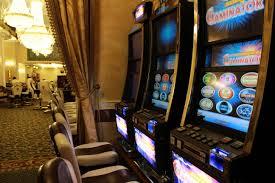Игровые автоматы ждут своих игроков