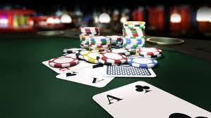 Великие поклонники покера