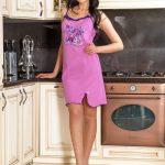 Жіночі сорочки - витончений одяг для сну