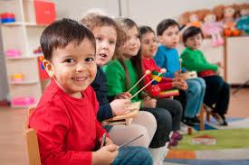 Программа учета для детских центров