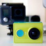 Мощная современная экшен камера