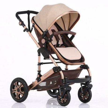 Сложный выбор - лучшая детская коляска?