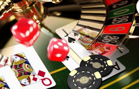 Преимущества игры в казино