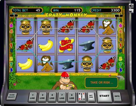 Игровые автоматы – это удовольствие и азарт в одном флаконе