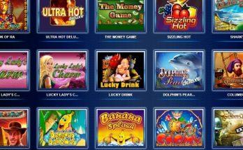 В чем прелесть игровых автоматов в казино онлайн